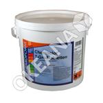 Lėto tirpimo chloras (tabletės 200g.)