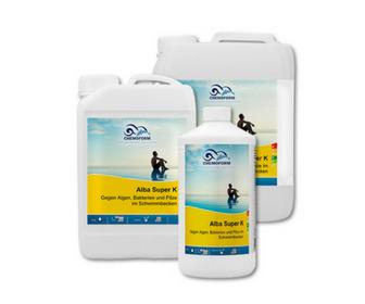 Neputojantis algicidas Alba® Super K-Asortimentas