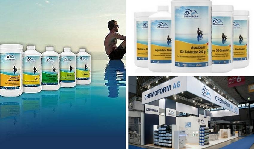 Vandens dezinfekcija be chloro. Aktyvusis deguonis