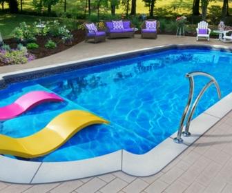 Plastikiniai vidaus ir lauko baseinai