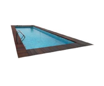 Vidaus ir pauko betoniniai baseinai