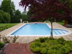 Lauko plaukimo baseinas