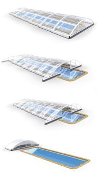 Baseinu paviljonas Klasik no-line