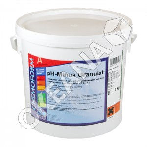 Chemoform - pH Minus granulės
