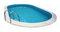 Plastikiniai lauko ir vidaus baseinai