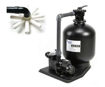 Baseinų vandens filtravimo blokai