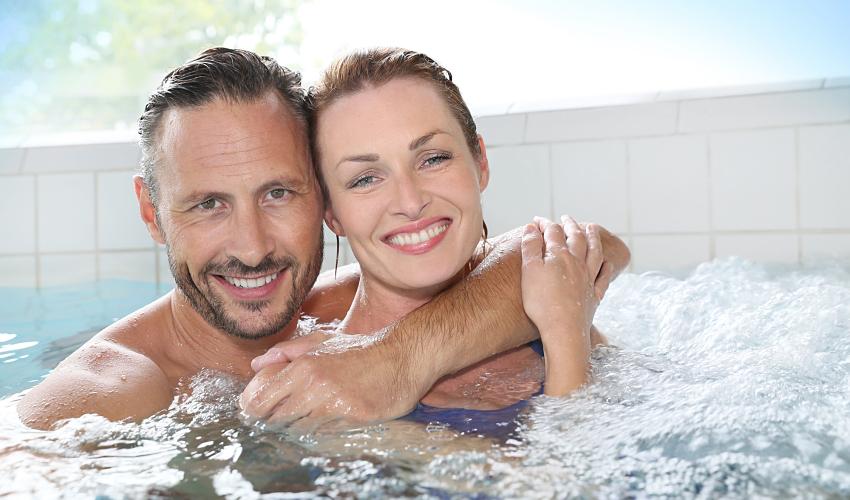 Vandens masažas – malonumas ir nauda