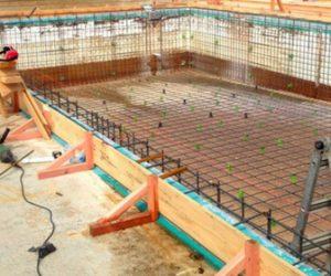 Baseinų konstrukcijos remontas ir renovacija