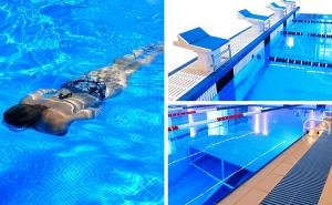 Šiuolaikinis baseinų apšvietimas