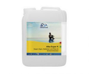 Neputojantis algicidas Alba® Super K - 5 litrai