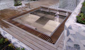 Įleidžiami hidromasažiniai SPA baseinai