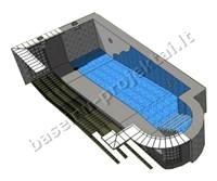 Betoninio baseino projektavimas
