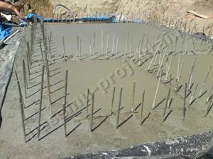 Betoniniu baseinu irengimas - statyba