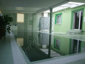 Betoninio vidaus baseino įrengimas
