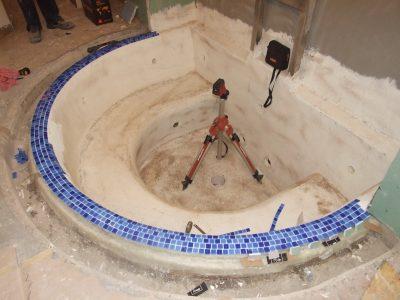 Hidramasažinio SPA baseino projektavimas ir įrengimas